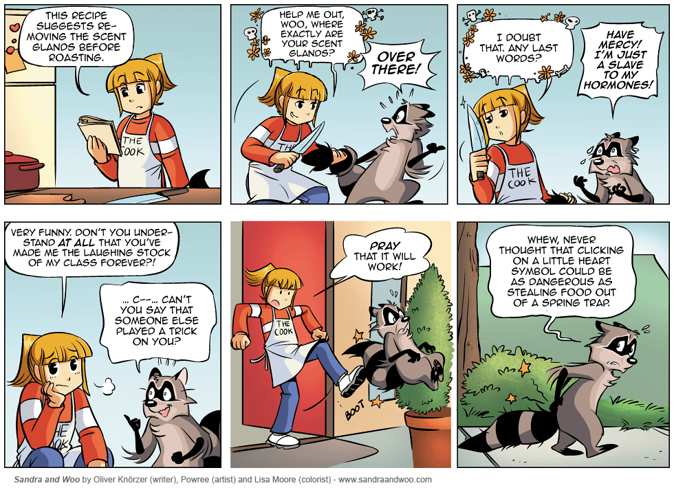 [0141] Raccoon Sweet And Sour